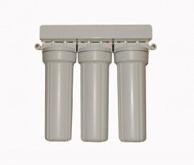 Doulton Ultracarb Triple Undersink City Water Filter with Fluoride Removal + Alkaline