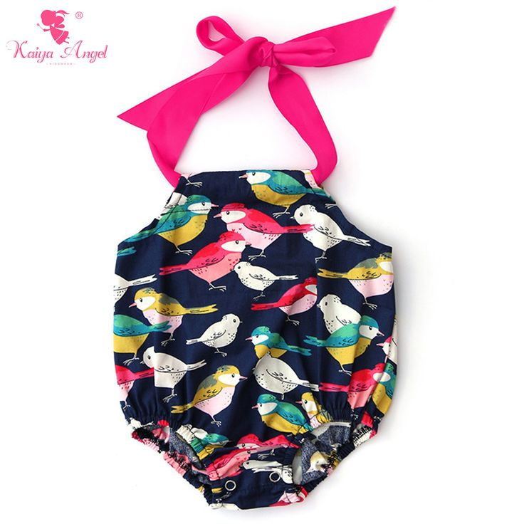 Find More Rompers Information about 1 Pcs Bodysuit Baby Clothes Bird Print Baby Girl Clothes Newborn Cloth Boutique Newborn Photography Props Summer Baby Clothes,High Quality clothes newborn,China baby clothes Suppliers, Cheap baby girl clothes newborn from kaiya angel clothing factory on Aliexpress.com