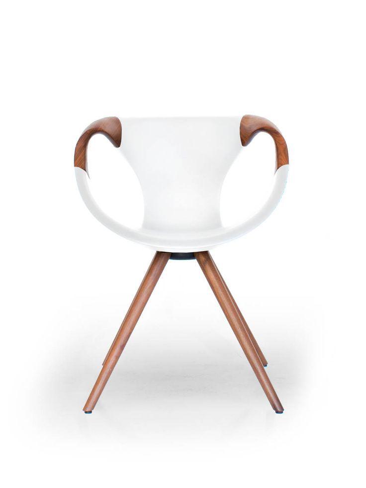 Tonon Up Chair 917 11 Wood Tonon Designer Stuhl Nussbaum Stuhl Design Stuhle Sessel Design