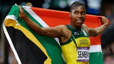 Reactions to Caster Semenya prove we still define womanhood as weakness