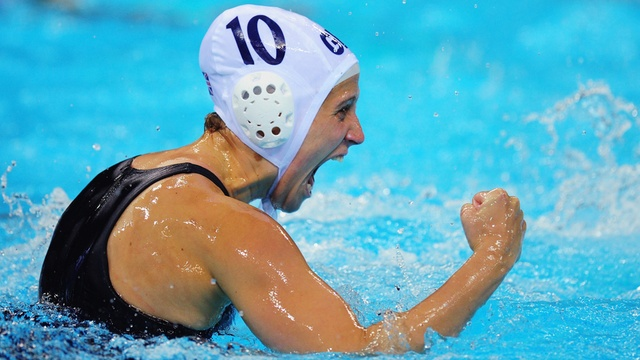 Angie Winstanley-Smith - Great Britain Water Polo - 2012 Olympics - via Jezebel