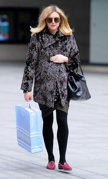 Fearne Cotton Trenchcoat