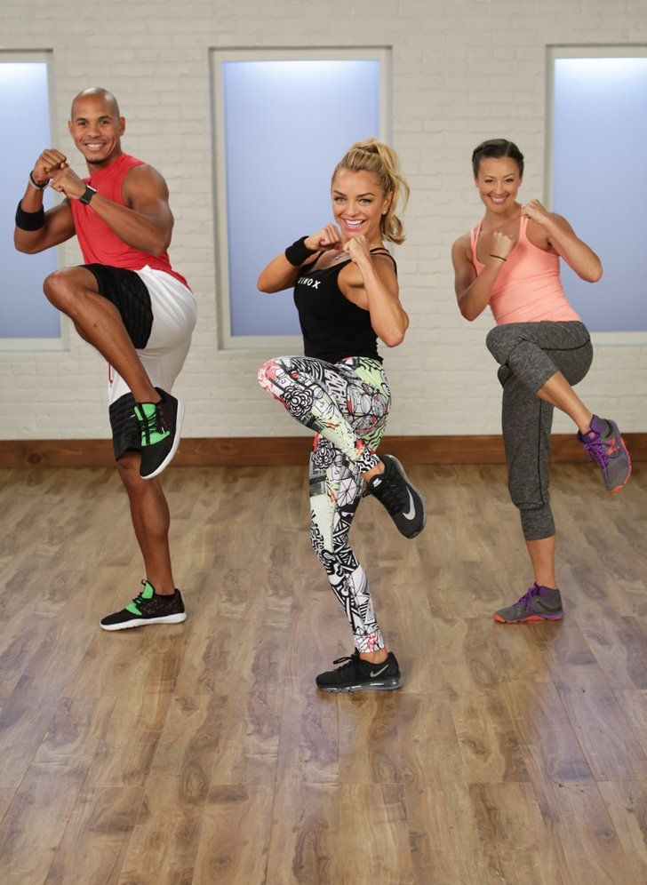 Crush Calories With This 45 minutes Epic Cardio-Boxing Workout