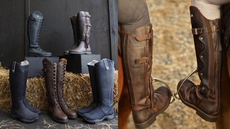 ANDALUCIA RIDING BOOTS To grab one of these beauties go to F.G Reynolds.These soft Italian leather long riding boots have been designed to combine style with functionality.