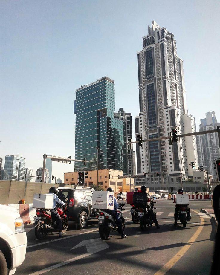 streets of Dubai