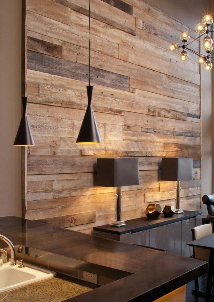 43 super Designs von Wandpaneel aus Holz! – Sarah Spaude