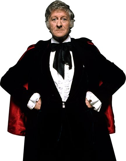 The Time Lords have programmed the TARDIS always to return to Earth. It seems that I'm some kind of a galactic yo-yo! THE THIRD DOCTOR THE CLAWS OF AXOS