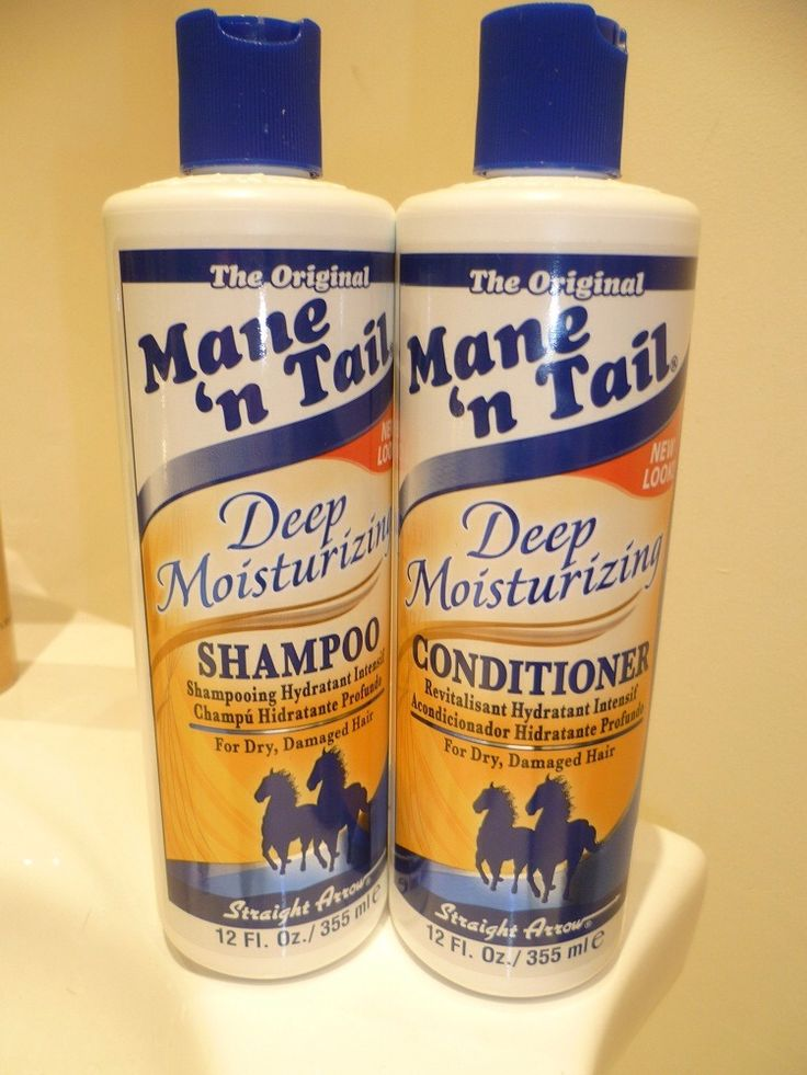 Best Shampoo And Conditioner For Hair growth!