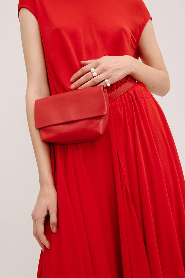 Как носить красные вещи: 5 образов (фото 2)