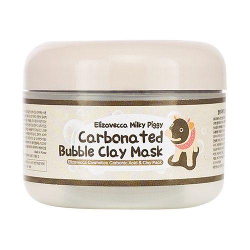 Face Masks: Elizavecca Milky Piggy Carbonated Bubble Clay Mask - BestProducts.com