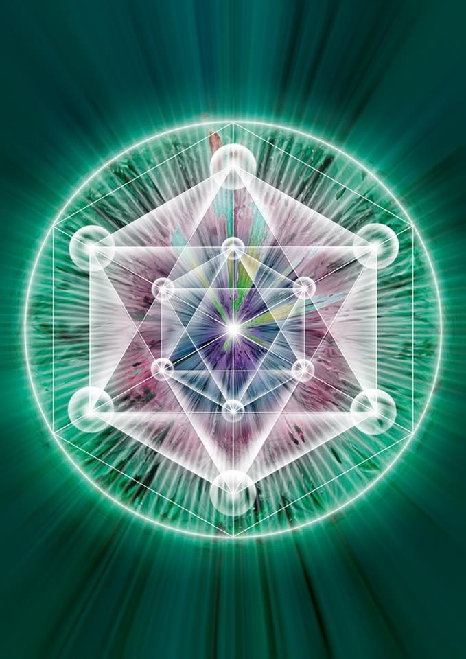Star Tetrahedron.
