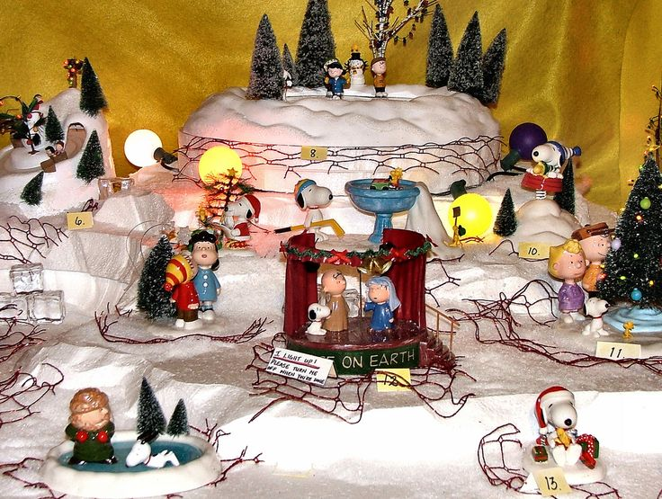 46 best Peanuts Village Inspiration & Wishlist images on Pinterest ...