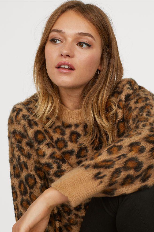 grande vendita 81130 59fc8 Pullover in maglia jacquard | Icy Summer Style | Maglione ...