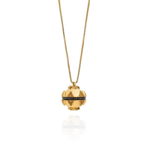 Bella Ball Pendant | Sienna Bella | Wolf & Badger