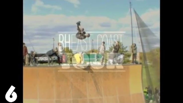 Birdhouse - East Coast Tour