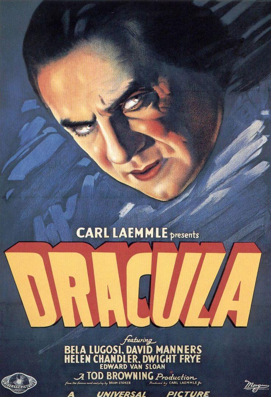 Dracula – Δράκουλας (1931) ★ Κλασική ταινία τρόμου που επιβάλλεται να την έχουν δει όλοι οι οπαδοί του είδους και όχι μόνο.