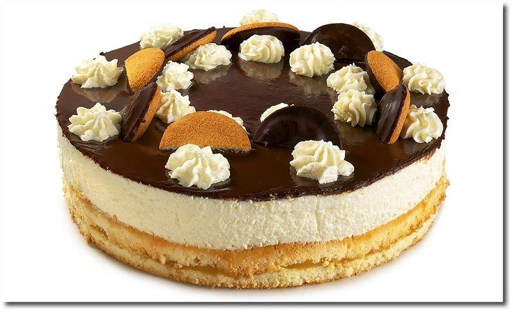 Orangen Schoko Torte