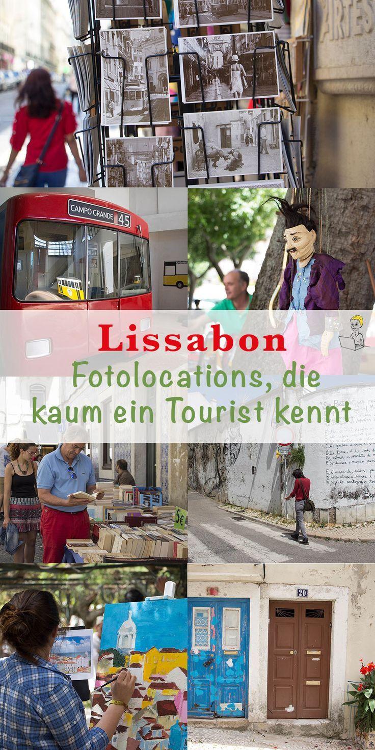 Mittlerweile ziehe ich seit über 15 Jahre mit meiner Kamera durch Lissabon und entdecke dabei immer wieder neue Orte und Details, die mein Herz gewaltig höherschlagen lassen. Bei meinem letzten Städtetrip nach Lissabon bin ich gezielt auf die Jagd nach ganz besonderen Fotolocations in Lissabon gegangen. Charmante Plätze, die man sich nicht mit einer Masse an Touristen teilen muss – und die jeden passionierten Fotografen garantiert begeistern werden. Und dabei ist diese Liste herausgekommen …