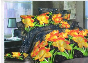 Buy Dekor World Floral Printed Bedsheet W/Pillow Cover at Jus Rs 649