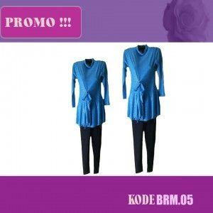 baju renang muslim BRM05