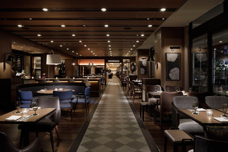 "Grand Prince Hotel New Takanawa ""SLOPE SIDE DINER ZAKURO"" [5]"