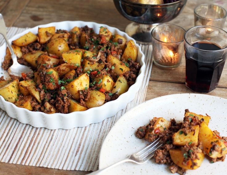 Recipe: Cuban Meaty Potato Stuffing Recipe — Recipes from The Kitchn