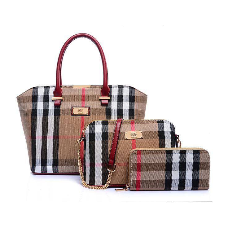 Bolsa Feminina De Couro E Lona Retrô : Melhores ideias sobre bolsas de couro vintage no