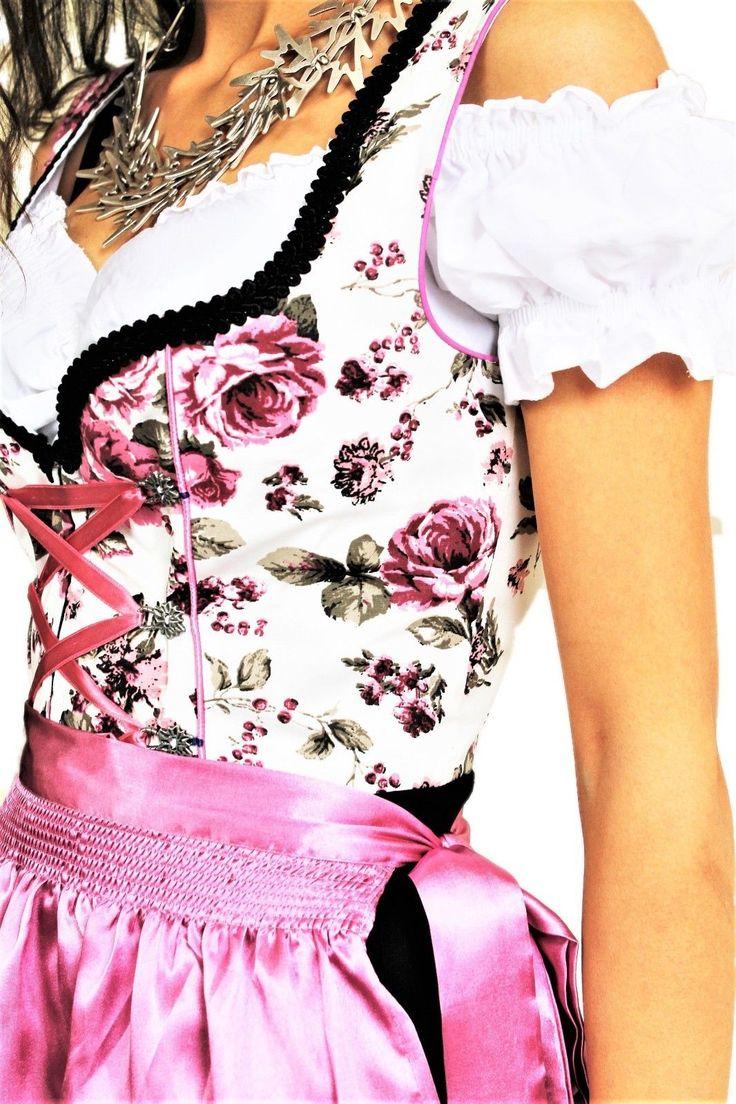 DIRNDL TRACHTENKLEID GEBLÜMT ROSE 3.tlg Gitti Rosa 0040 FOR SALE • EUR 39,90 • See Photos! Money Back Guarantee. Shop Info Bitte wählen Sie Neu eingestellt Sonderangebote Halloween/Karneval Extensions Zubehör Kaufabwicklung ♥ Dirndl ♥ Alle Dirndl Midi Dirndl Lange Dirndl Jacken & Westen Lederhosen Damen Extensions Clip In Extensions 182675987016