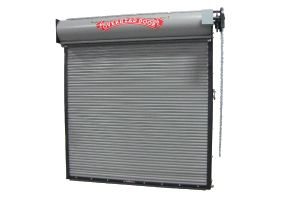 The 635 Series FireKing® fire-rated rolling service door offers superior protection wherever a listed insulated fire door is required (max. width 24'; max. height 24').The 635 Series insulated rolling steel door serves as a thermal barrier, ideal for applications which require separation due to climate control requirements.