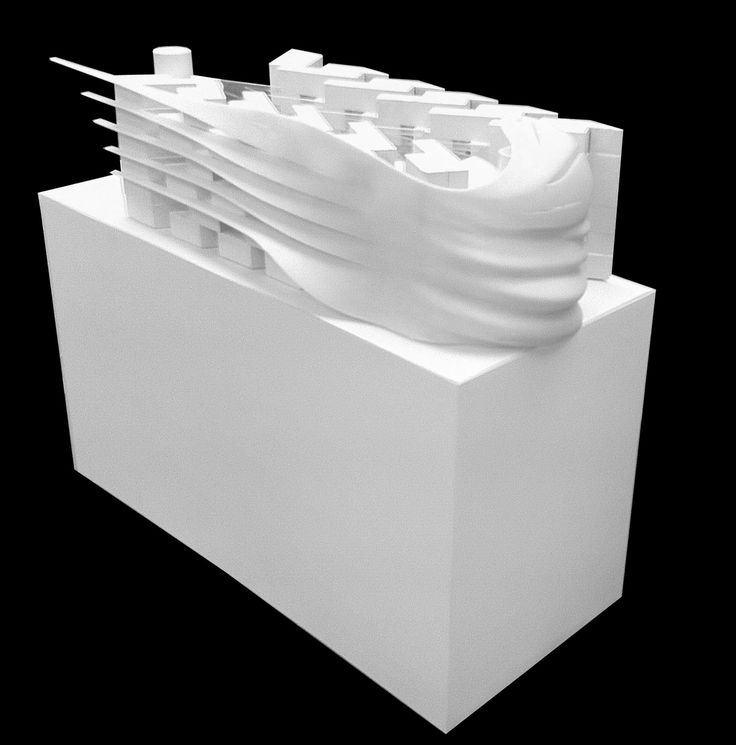 Drive-By Housing | James Bergstrom | Archinect