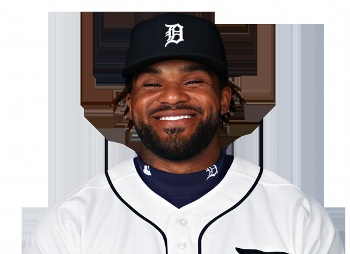 Prince Fielder~Detroit Tigers. I am not a Detriot Tiger fan but I am still a Prince Feilder fan!