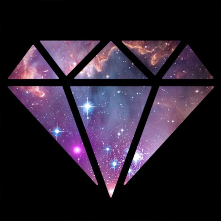 galaxy diamond pics google search emoji wallpaper