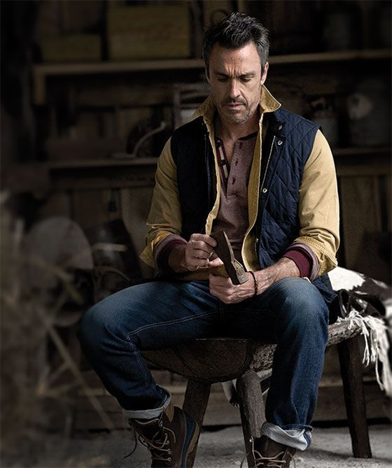 Read More About Men's Rugged Fashion - Distinction Magazine - Culture, Style, Dining