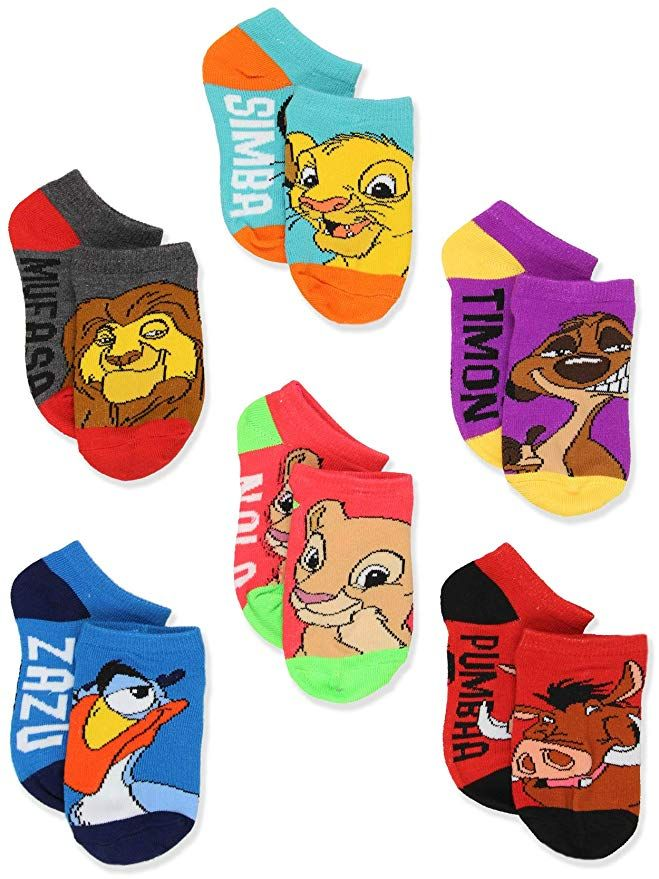 Disney Toddler Boys/' Lion Guard 7 Pack