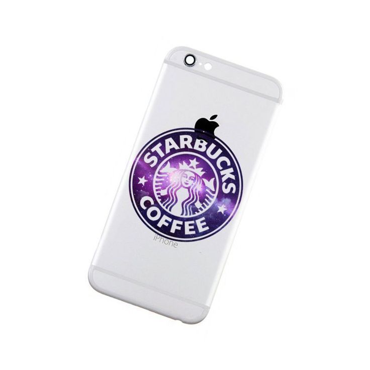 New Starbucks Tumblr For iPhone 4 4s 5 5s 6 6s 6+ 6s+ Clear Case ...