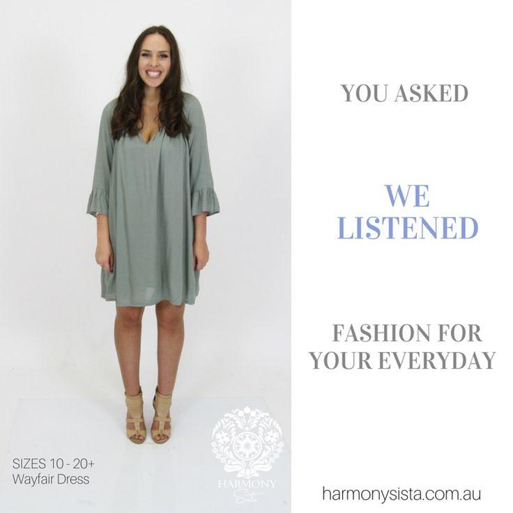 We Listen ....... harmonysista.com.au