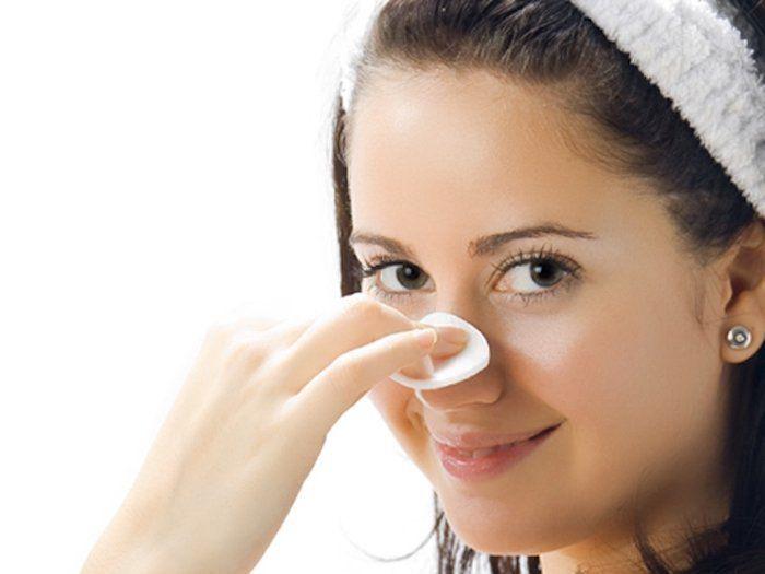 El tratamiento para la cara aceitosa