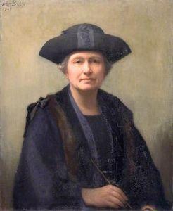 Ada E. Briggs, Poole's First Woman Councillor ~ Emma Irlam Briggs ~ (English: 1867-1950)