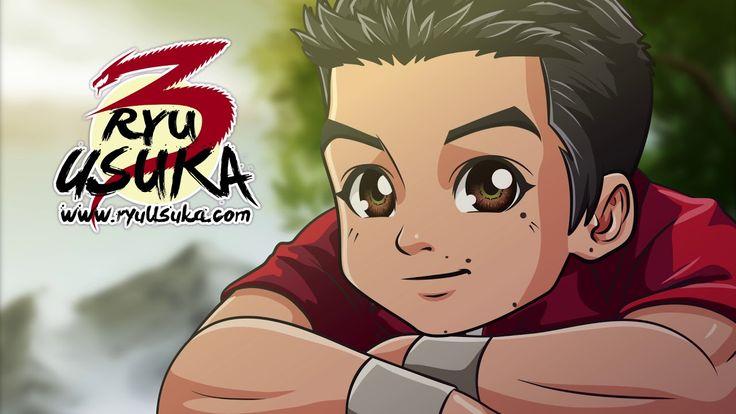 Saludo Ryu usuka 1
