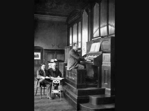 Max Reger - Fantasie und Fuge über B-A-C-H, Op. 46