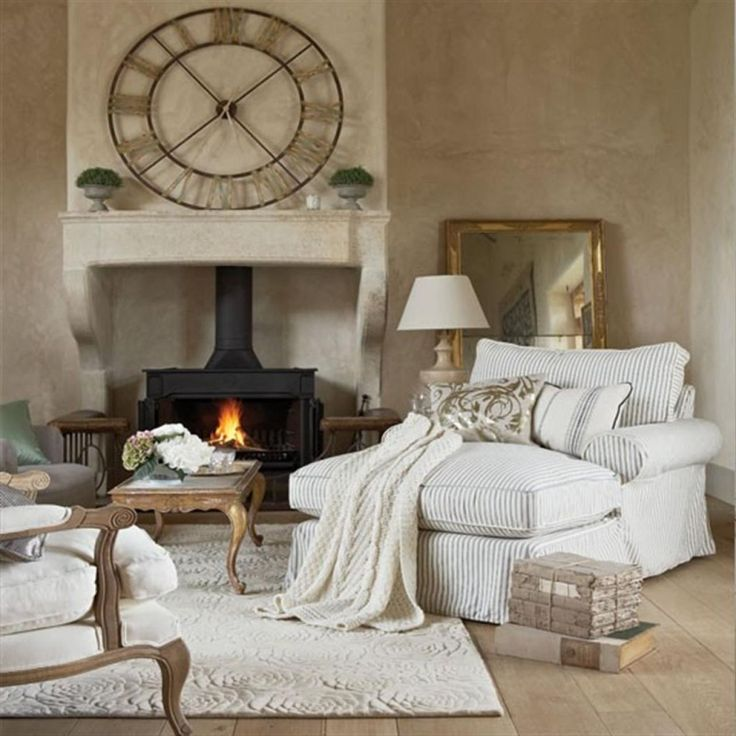 25 best ideas about country living rooms on pinterest for French country family room