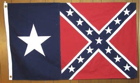 Texas Battle Flag