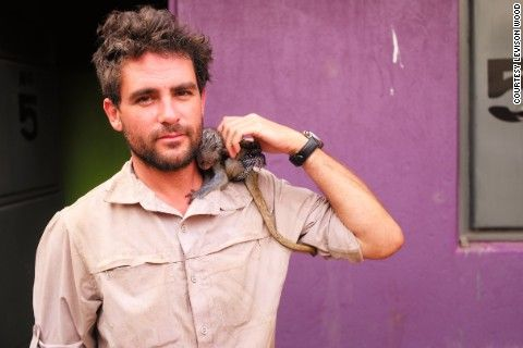 One man's 3,750-mile walk along the Nile