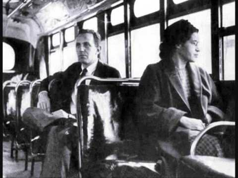 The Rosa Parks Story - movie trailer but still an excellent intro to Rosa Parks!! - YouTube