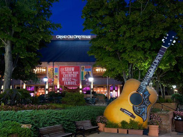 Grand Ole Opry House, Nashville
