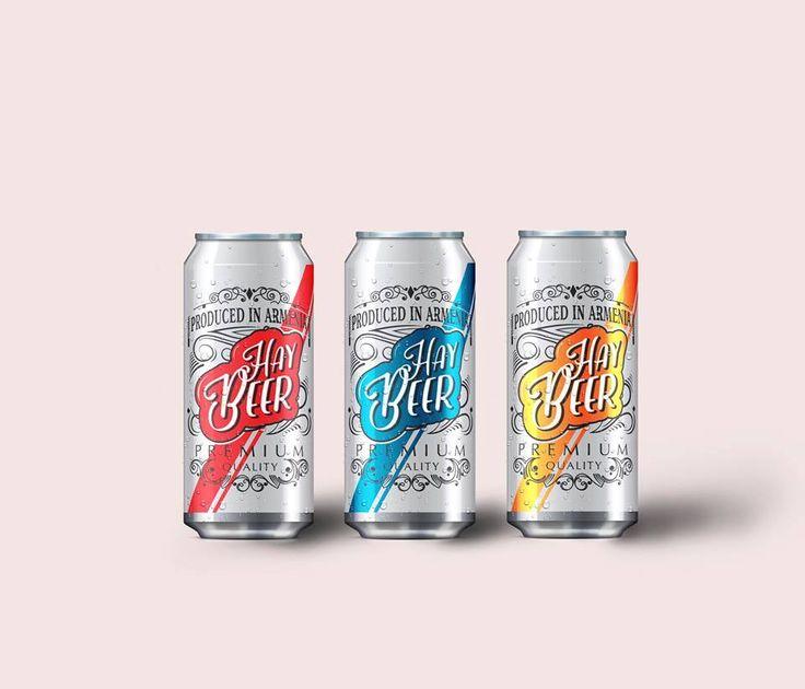 Hay Beer on Packaging of the World - Creative Package Design Gallery