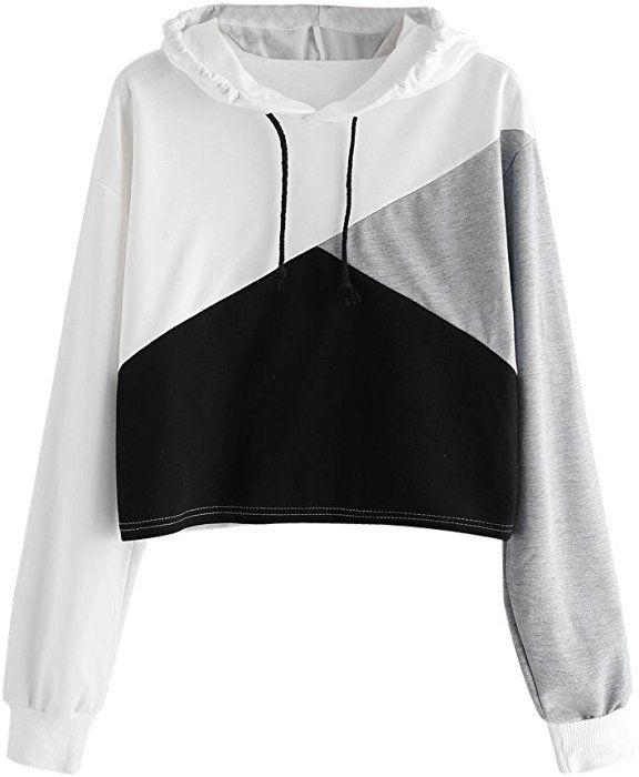 großer Verkauf feb04 b6825 Amazon.com: Girls' Hoodie, Misaky 2018 Fashion Parttern Long ...