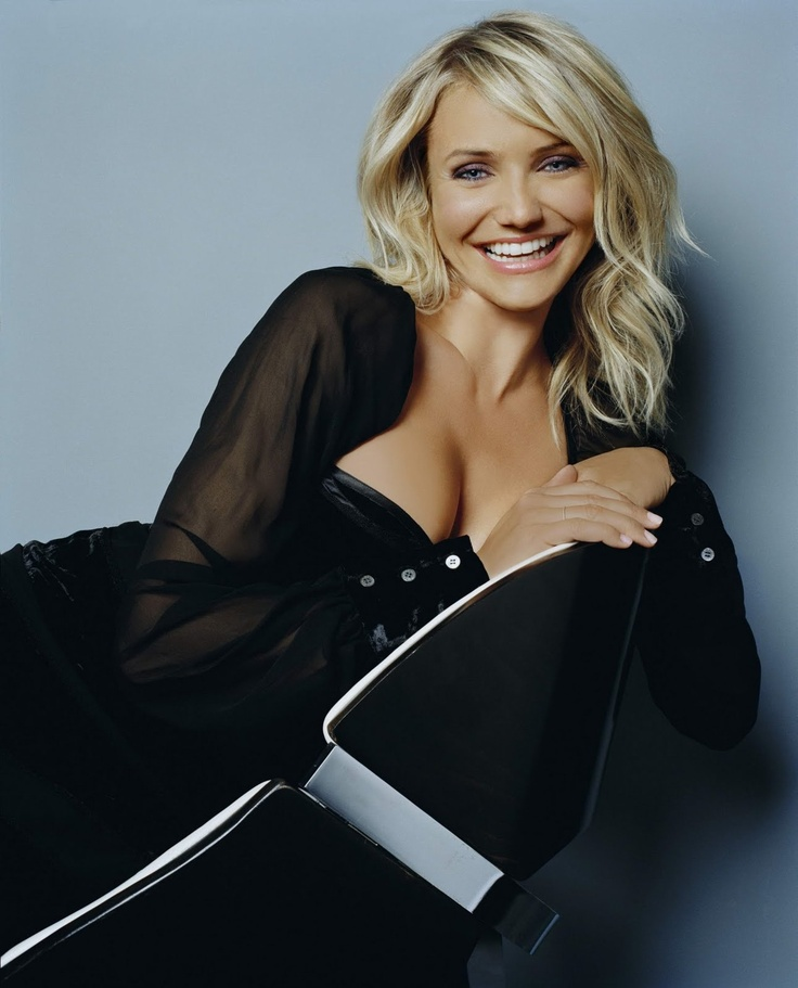 Cameron Diaz - There's Something About Mary, Shrek and Bad Teacher