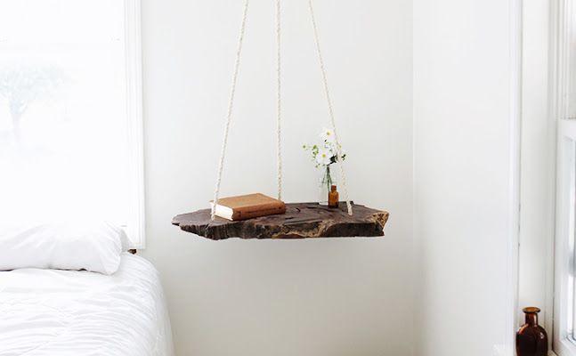 oltre 1000 idee su chevet suspendu su pinterest table de. Black Bedroom Furniture Sets. Home Design Ideas