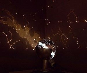 Mini Planetarium Projector
